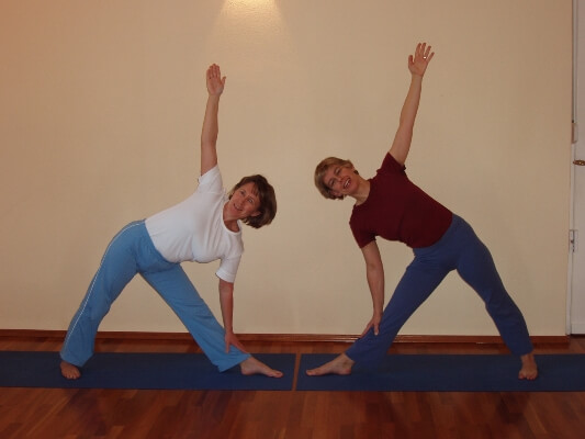 yoga kurs urlaub